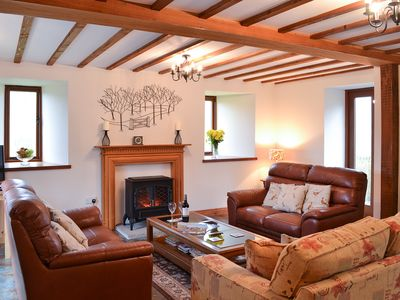 Photo for 4 bedroom accommodation in Soar, near Brecon