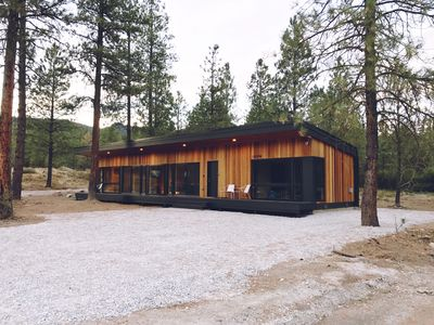 Photo for The Hideout - NEWLY BUILT modern Leavenworth cabin