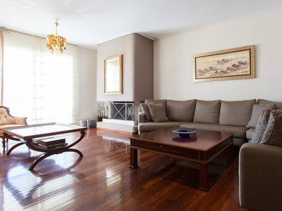 Photo for Ideal 3-Bedroom Apartment in Glyfada
