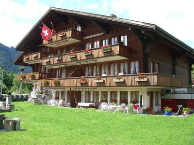 Photo for Apartment Schmid's Hus - Butz in Lenk - 5 persons, 2 bedrooms