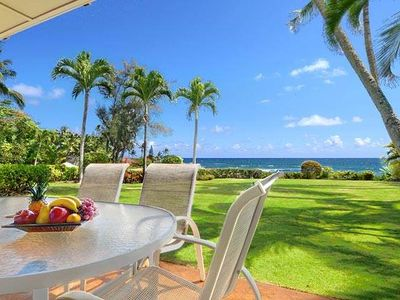 Photo for Lani Kai 111: 3 BR / 3 BA condo in Wailua, Sleeps 6