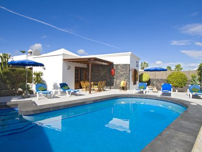 Photo for Private Villa with Private Heated Pool