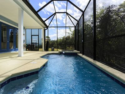 Photo for How to Rent Your Own Orlando Villa with Private Pool on Reunion Resort and Spa, Orlando Villa 1346