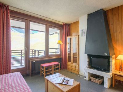 Photo for Apartment 371 m from the center of Tignes with Internet, Lift, Balcony (111531)