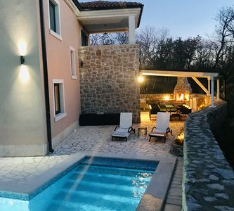 Photo for Villa Muraj-with a private pool,surrounded by forest is the perfect hideaway