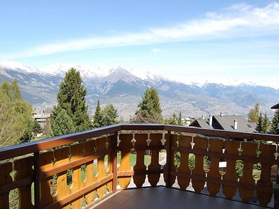 Photo for Apartment Les Cimes Blanches B 401 in Nendaz - 6 persons, 3 bedrooms