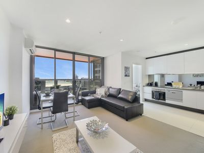 Photo for A Modern & Cozy 2BR Suite Next to Southern Cross