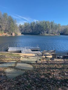 This Will Be Your Happy Place on The Lake