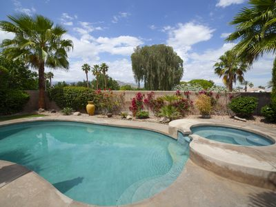 Photo for Desert Golf Oasis with Private *HEATED* Pool
