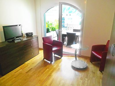Photo for Apartment Iris A in Leukerbad - 2 persons, 1 bedrooms