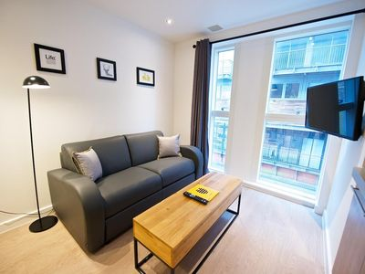 Photo for MANCHESTER PICCADILLY - 2 Bedroom Apartment Sleeps 5