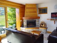 Comfortable chalet in great location