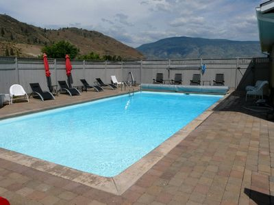 40' x 20' Saltwater Pool - makes your skin feel amazing!