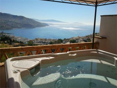 Photo for Gorgeous New Built To High Standard Villa Overlooking Mediterranean Sea