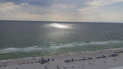 Photo for Beautiful, Spacious 2 bedroom  - Panoramic Gulf View!