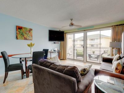Photo for Large Sandpiper Cove 1 bedroom #1047 - offers a view of the canal!