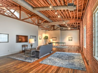 Photo for The Largest Loft in Downtown Asheville