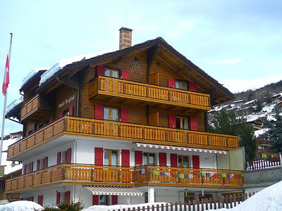 Photo for Apartment Bergfink  in Grächen, Valais - 6 persons, 3 bedrooms