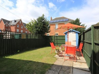 Photo for BOURNECOAST: LOVELY PET FRIENDLY FAMILY HOME - GARDEN - NEAR BEACH/SHOPS -HB6019