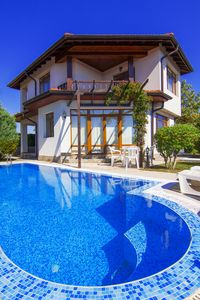 Photo for 2 Bedroom Floral Hills Villa with private pool and sea views