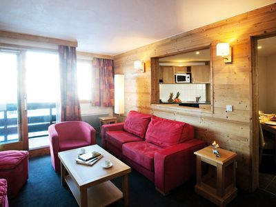 Photo for Residence Club MMV L'Etoile des Cimes **** - 10 Persons 5 Rooms