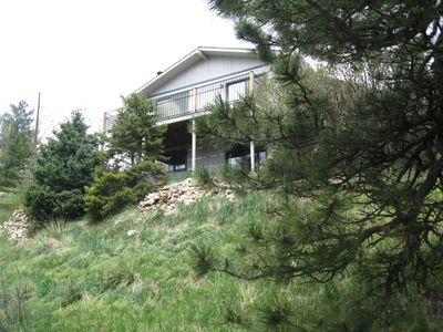 Photo for Evergreen, CO Mountain Home Close to Downtown and Resorts