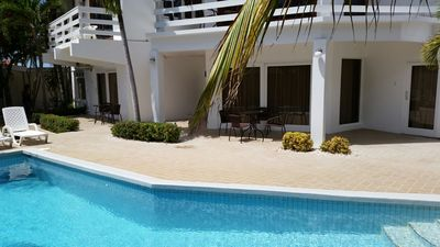 Photo for 2-Bedroom Villa in Aruba just a few minutes from Eagle Beach and it all!