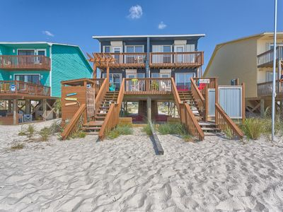 Photo for Southwind Gulf Shores Gulf Front Vacation House Rental - Meyer Vacation Rentals