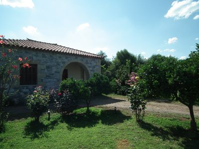 Photo for Lemon Blossom,a beautiful  bungalow in lovely garden,only 700m to the beach