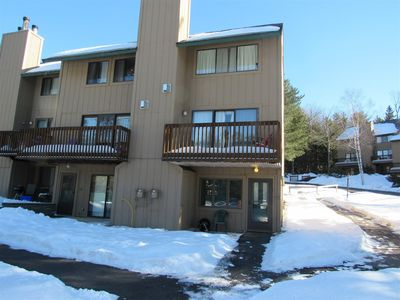 Photo for Great location for a family to enjoy this year-round Waterville Valley Resort!
