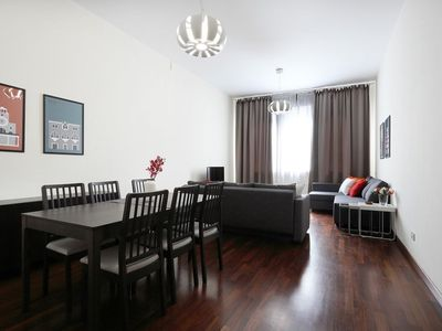 Photo for Large apartment perfect for groups and families, really close to S. Anthony Basilica