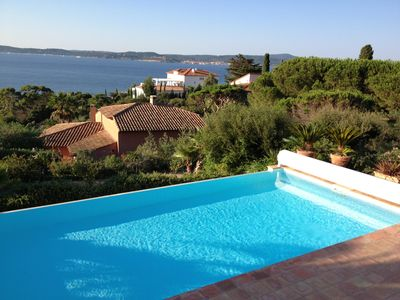 Photo for Rental Villa 250 m² | sea ​​view | 5 bedrooms | Land 2000m²