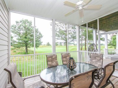Photo for 83EOG: 1st fl 2BR Bear Trap Condo w/Golf Views - Pools, Golf, Tennis ...