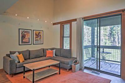 The property has been recently remodeled throughout.