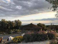 Great place to explore southeast Sardinia from. Friendly owner, rural location, good views