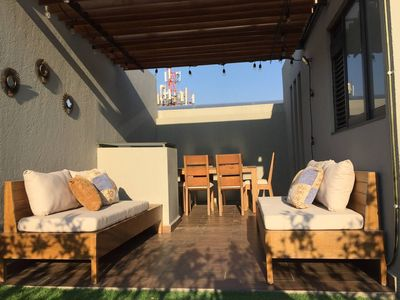 Photo for Apartment with an amazing terrace in the heart of Mexico City
