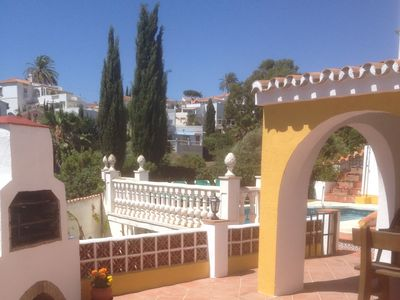Photo for Special Villa Apartment with Private Pool in El Faro near Beach & Restaurants