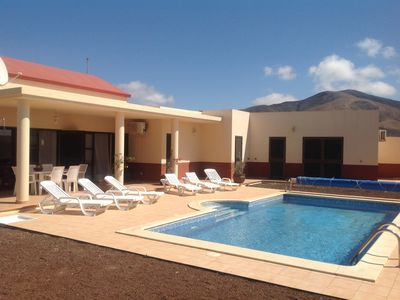Photo for Casa Mariposa - Private Heated Pool, Air Con & Wifi - Set In Tranquil Village