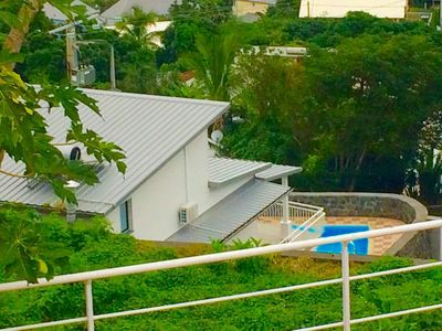 Photo for Bed and Breakfast pool and sea view Possession (near St Paul)
