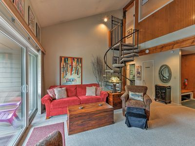 Photo for 'Cajun Chalet' Mt. Crested Butte Condo w/ Views!