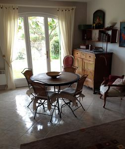 Photo for Comfortable cottage, between sea and mountains, close to Nice and Mercantour