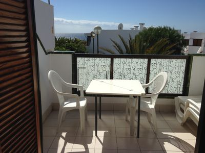 Photo for nice apartment with partial sea view.
