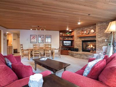 Photo for NO CLEANING FEE ~ CX212 by Mountain Resorts: Pool, Hot tub, Fitness room, Mountainside