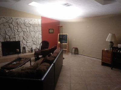 Photo for Come stay with us in our beautiful home located minutes from shopping & casinos