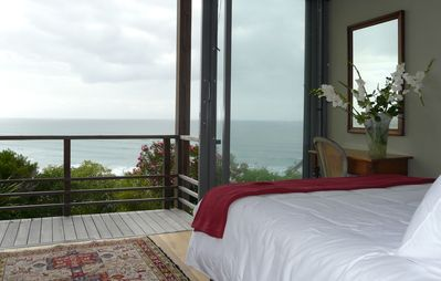 Photo for Apartment with stunning sea views from this Muizenberg apartment
