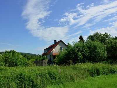 Photo for Large apartment in the Hochsauerland region in a quiet location with garden and terrace