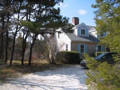 Photo for Cranberry hills , north truro. beautiful home , private association beach