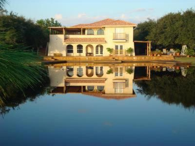 Photo for 4 bedroom 3 bath home located on 18 acres in Fabulous Rockport!