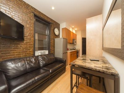 Photo for Soho 2 bed 1 bath - total renovation - little italy - NOHO - new and gorgeous
