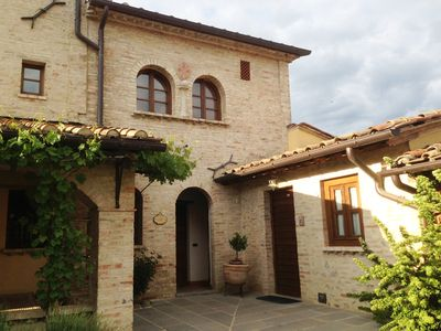 Photo for 2BR Apartment Vacation Rental in Piosina, Umbria